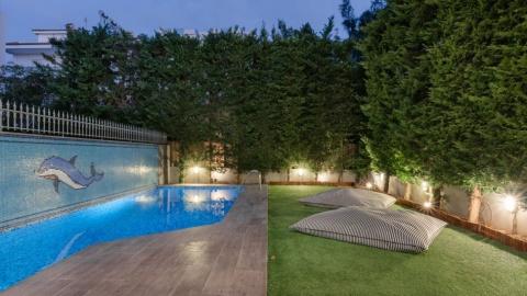 Athenian Grand Riviera Villa