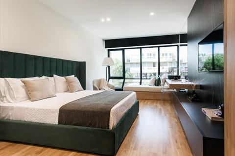Glyfada Luxury Suite Two