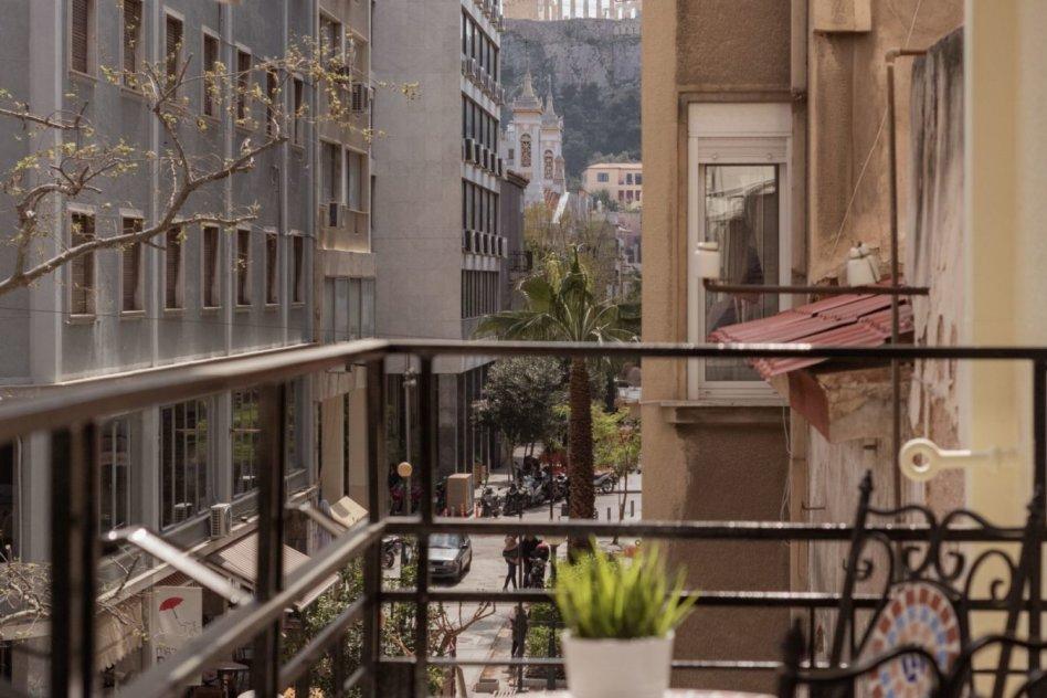 Monastiraki Urban Apartment picture